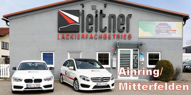 Karosserie- und Lackierbetrieb Leitner in Ainring