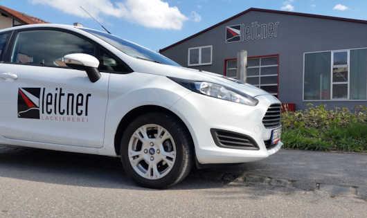 Unfallservice von Leitner: Ersatzwagen