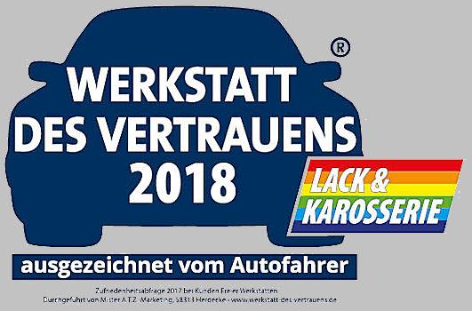 Logo Werkstatt des Vertrauens 2018